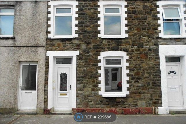 Thumbnail Terraced house to rent in Pembroke Terrace, Port Talbot