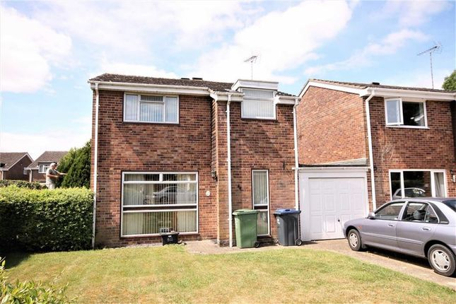 3 bed detached house for sale in Saffron Close, Royal Wootton Bassett, Wiltshire