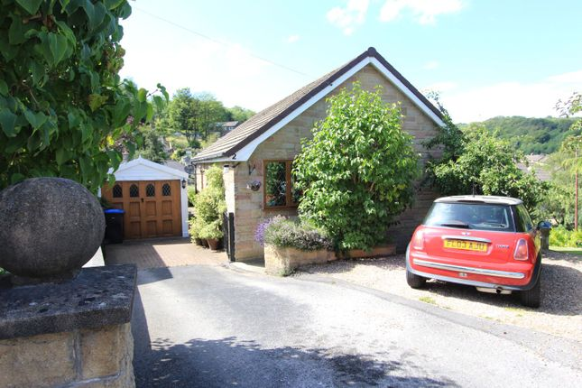 Thumbnail Detached bungalow for sale in Tor View Rise, Cromford