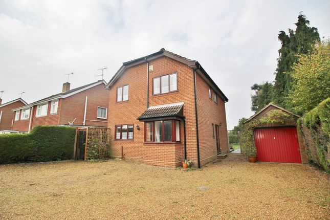 Thumbnail Detached house for sale in Painswick Close, Sarisbury Green, Southampton