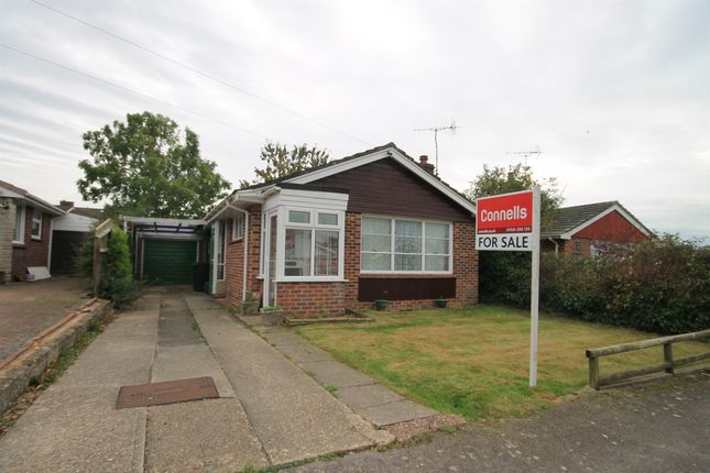 Thumbnail Detached bungalow for sale in Ellerslie Close, Charminster, Dorchester