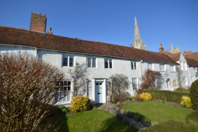 Thumbnail Property to rent in Vicars Close, Canon Lane, Chichester