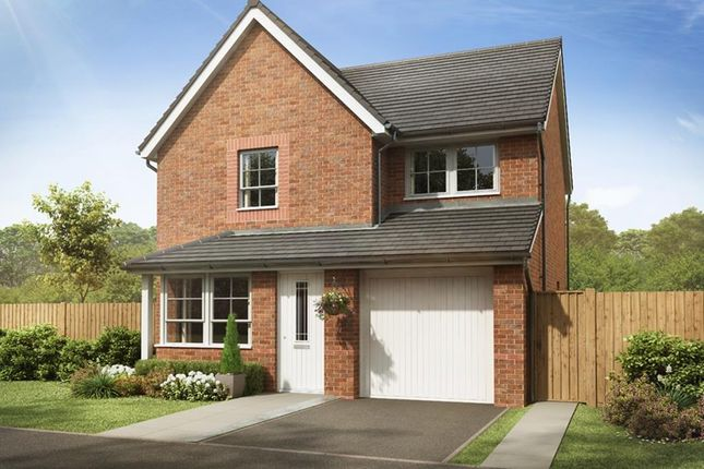 "Thumbnail Detached house for sale in ""Derwent"" at Green Lane, Yarm"