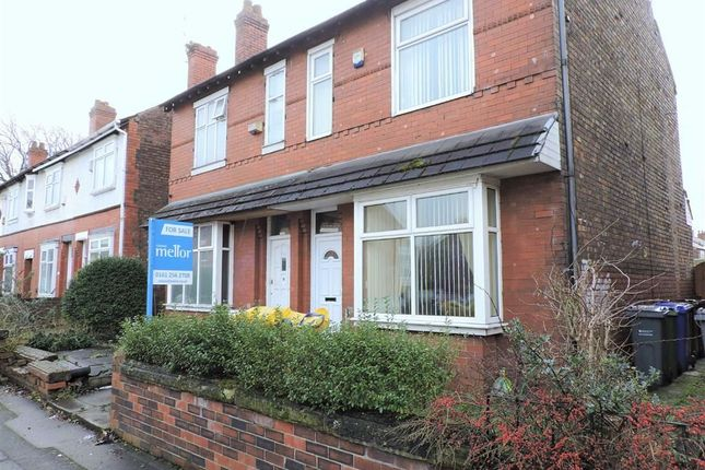 3 bed end terrace house for sale in Dorset Road, Levenshulme, Manchester