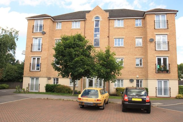 Thumbnail Flat to rent in Cornflower Drive, Bessacarr, Doncaster