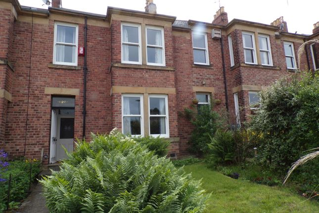 Thumbnail Terraced house for sale in Alexandra Terrace, Hexham
