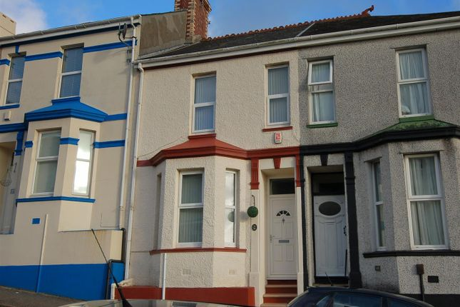 Thumbnail Terraced house to rent in Beatrice Avenue, Keyham, Plymouth