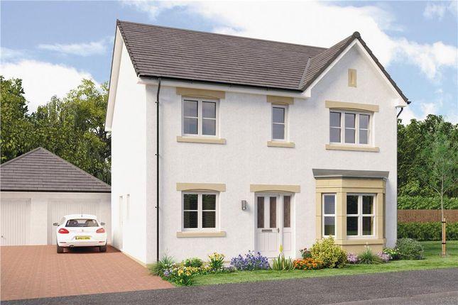 "Thumbnail Detached house for sale in ""Douglas Det"" at Caulderhame Road, Currie"