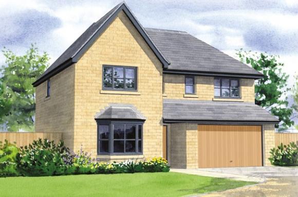Thumbnail Detached house for sale in Manchester Road, Chapel-En-Le-Frith, Derbyshire