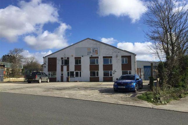 Thumbnail Light industrial to let in Unit 5, Bess Park, Wadebridge