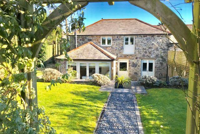 Thumbnail Property for sale in Chapel Amble, Wadebridge