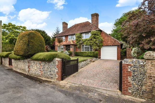 Thumbnail Detached house for sale in Church Road, Yapton