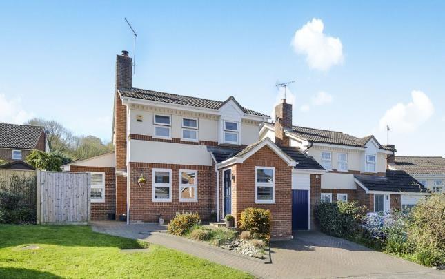 Thumbnail Detached house for sale in West Rise, Tonbridge, Kent, .