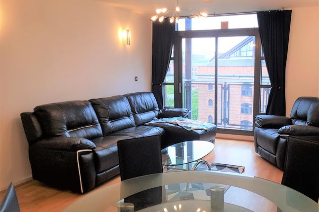 Thumbnail Flat to rent in City Gate, 1 Blantyre Street, Manchester