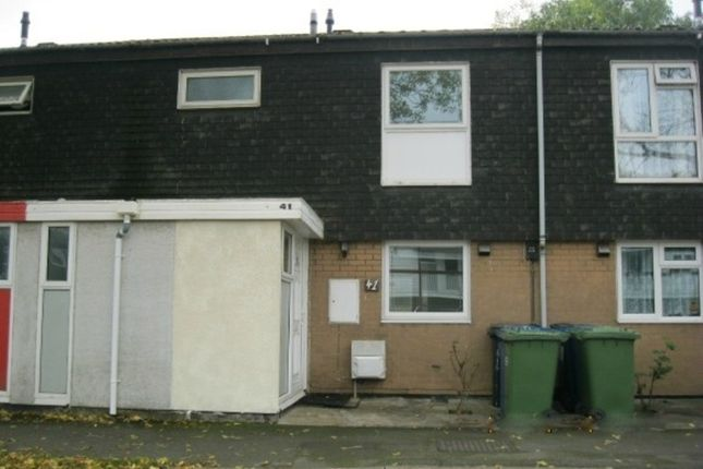 Thumbnail Terraced house to rent in Hayle, Tamworth