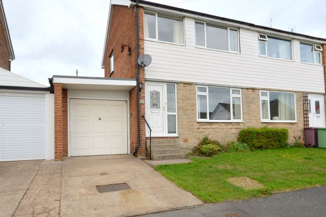 Thumbnail Semi-detached house to rent in Woodnook Grove, Marsh Lane, Sheffield