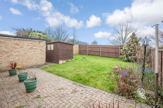 Thumbnail Detached bungalow for sale in Worcester Close, Istead Rise, Gravesend, Kent