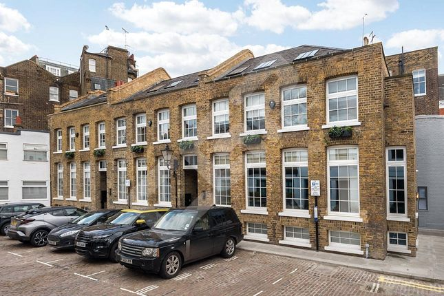 Thumbnail Terraced house for sale in Oldbury Place, Marylebone, London
