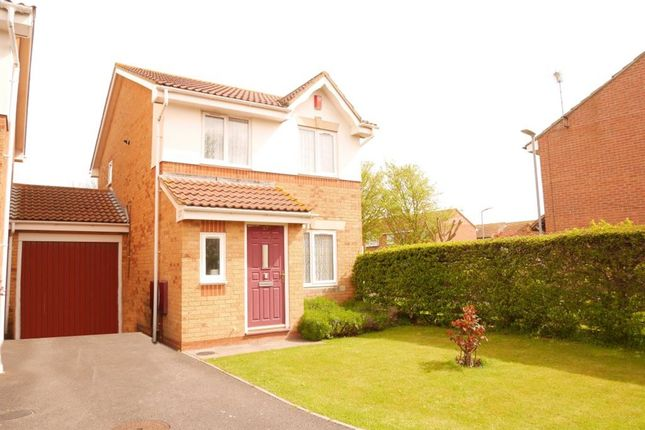 Thumbnail Detached house to rent in Exeter Close, Burnham-On-Sea