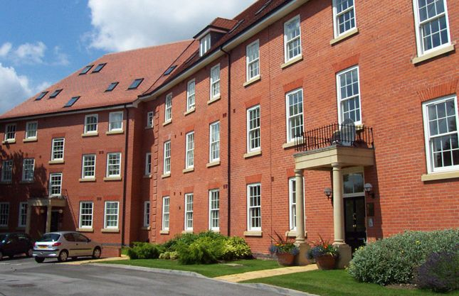 Thumbnail Flat to rent in Darley Abbey, Derby
