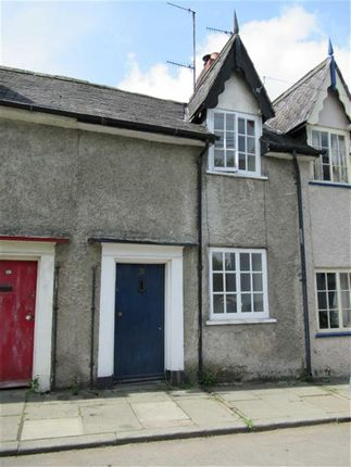 Thumbnail Terraced house to rent in 31, Welsh Street, Bishops Castle, Shropshire