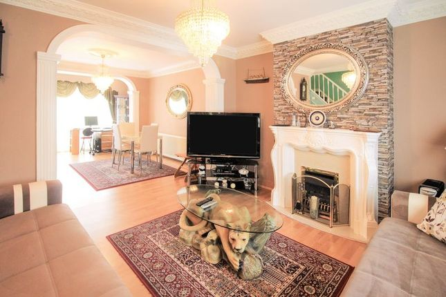 Thumbnail Terraced house for sale in Empire Avenue, London