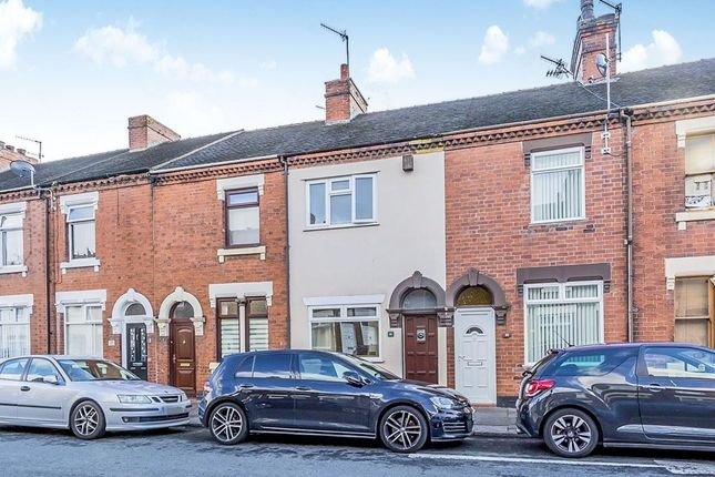 Thumbnail Terraced house to rent in Welby Street, Stoke-On-Trent