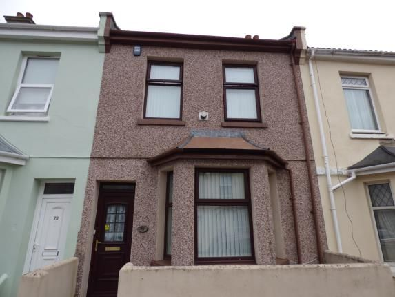 Thumbnail Property for sale in Plymouth, Devon