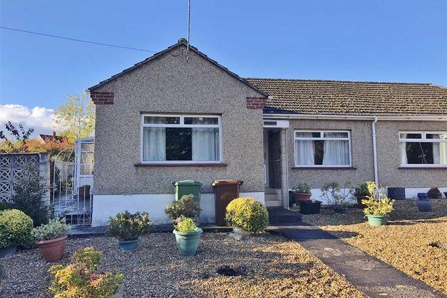 Thumbnail Semi-detached bungalow for sale in Pew Hill, Chippenham, Wiltshire