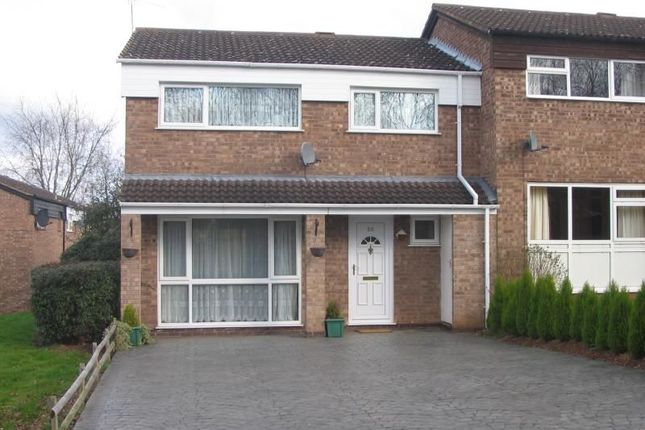 Thumbnail Property to rent in Paddock Way, Droitwich