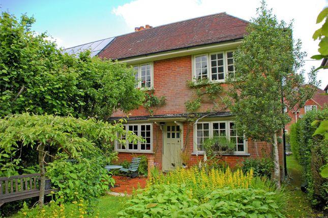 Thumbnail Semi-detached house for sale in Careys Cottages, Brockenhurst