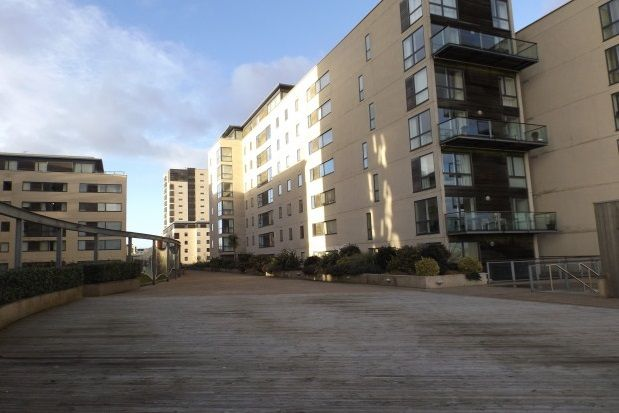 Thumbnail Flat to rent in Maia House, Celestia, Falcon Drive, Cardiff Bay
