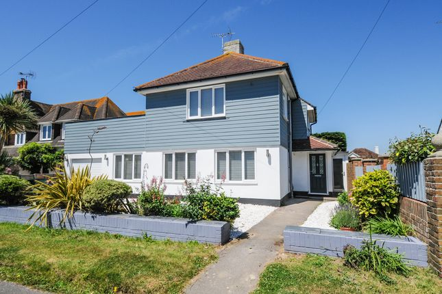 Thumbnail Detached house for sale in Davenport Road, Felpham
