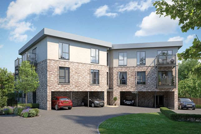 "Thumbnail Flat for sale in ""The Nova Apartments"" at Newmans Lane, Loughton"