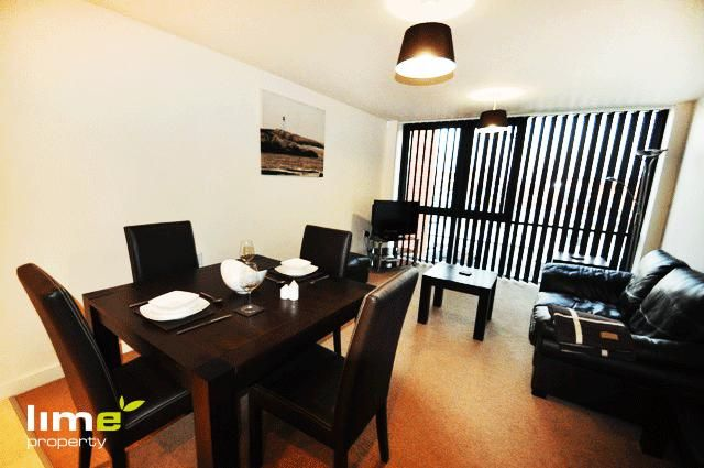 Thumbnail Flat to rent in Freedom Quay, Railway Street, Hull Marina