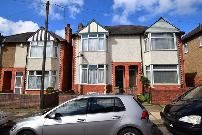 Thumbnail Semi-detached house for sale in Beech Avenue, Abington, Northampton