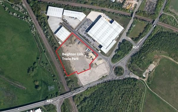 Thumbnail Light industrial to let in Beighton Link Trade Park, Old Colliery Way, Beighton, Sheffield