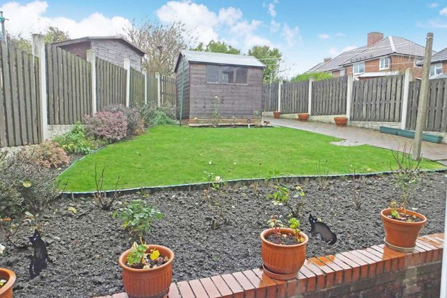 Rear Garden of Norwood Place, Killamarsh S21