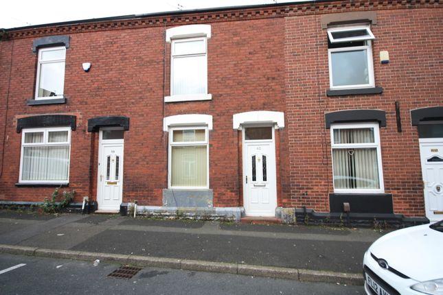 Thumbnail Terraced house to rent in Minto Street, Ashton-Under-Lyne