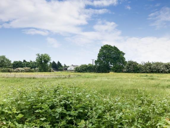 Rear Views of Ashridge, 1A Moors Lane, Winsford, Cheshire CW7