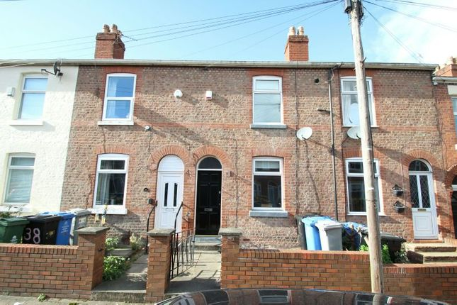 Thumbnail Terraced house to rent in Borough Road, Altrincham
