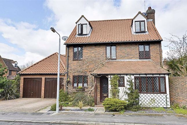 Detached house for sale in Church Mead, Roydon, Essex