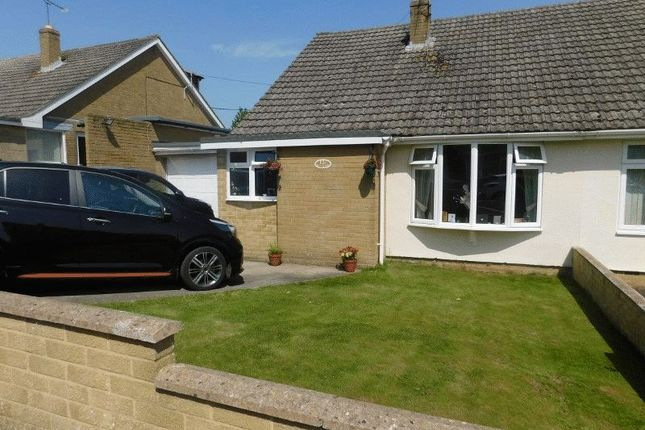 Semi-detached bungalow for sale in South View, Bradford Abbas, Sherborne