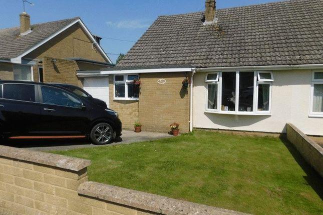Thumbnail Semi-detached bungalow for sale in South View, Bradford Abbas, Sherborne