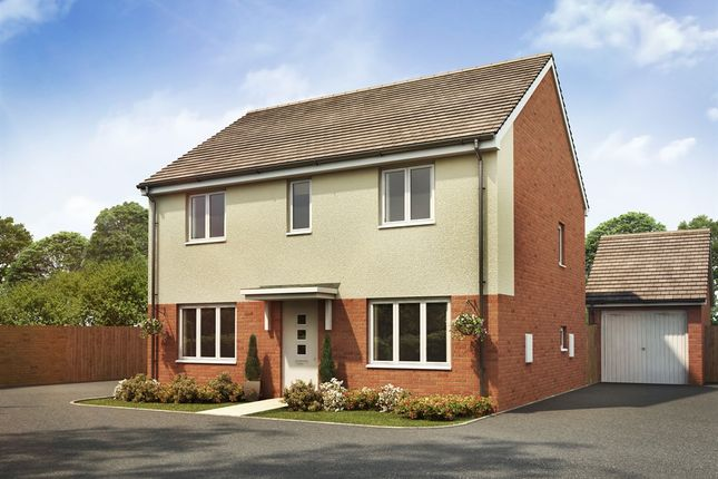 "Thumbnail Detached house for sale in ""The Chedworth "" at Goshawk Green, Leighton Buzzard"