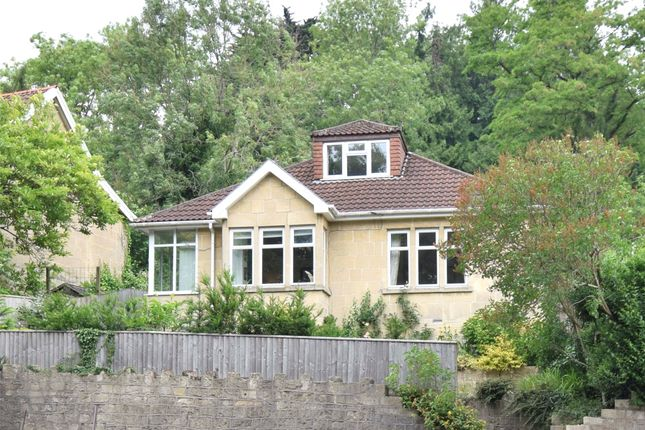 Thumbnail Detached house for sale in Wellsway, Bath, Somerset