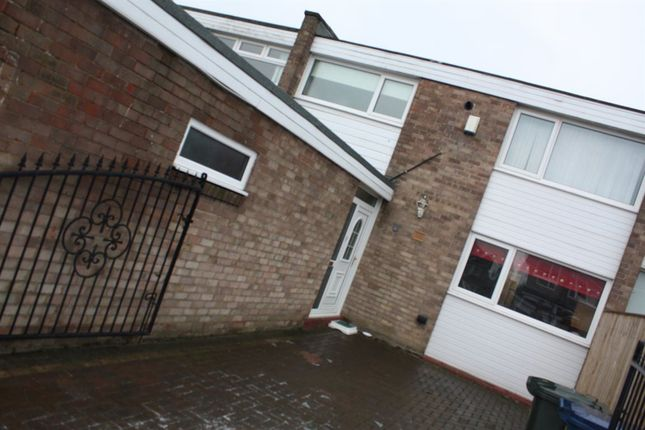 Thumbnail Property to rent in St. Buryan Crescent, Newcastle Upon Tyne