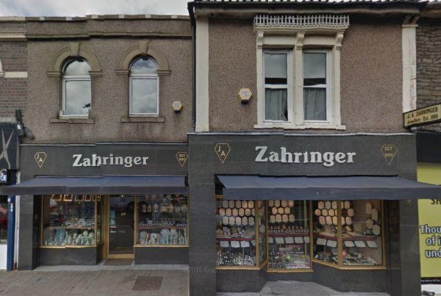 Thumbnail Retail premises for sale in Regent Street, Bristol