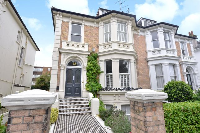 Semi-detached house for sale in Denmark Villas, Hove, East Sussex