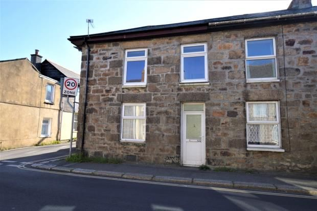 Thumbnail End terrace house for sale in Centenary Street, Camborne, Cornwall